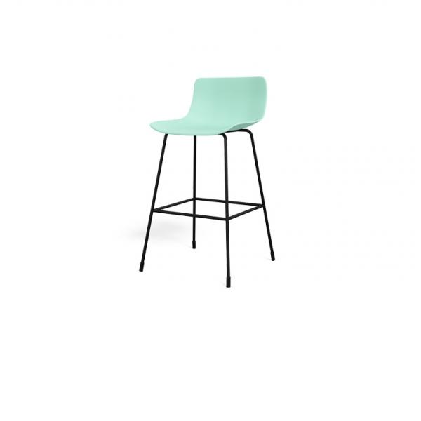 כיסא בר גרפיטי