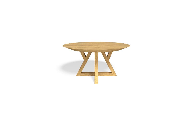 שולחן אוכל עגול
