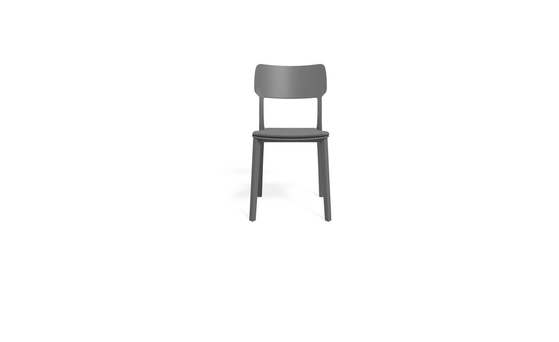 כסא מרופד
